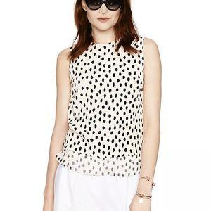 Kate Spade Leopard Dot Blouse 🖤
